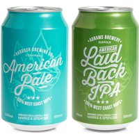 Mixed American Craft Beer Can - Case of 24