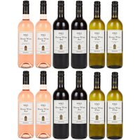 Classic House Wine Mix - Case of 12