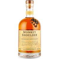 Monkey Shoulder Monkey Shoulder Blended Scotch Whisky - Single Bottle at Marks and Spencer Online