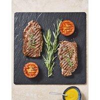 British Rose Veal Sirloin Steak - 2 Pieces