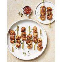8 Chicken, Bacon & Apple Kebabs (Serves 8)