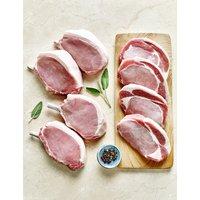 Breckland White Pork Chop Box