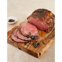 Speciality 28 Day Matured Sirloin Beef Joint