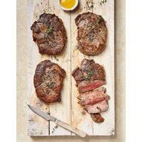 4 Aberdeen Angus Thick Cut Ribeye Steaks