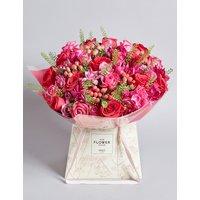 Large Rose & Freesia Gift Bag