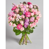 The Collection Shades of Pink Bouquet (Pre-Order: Available from 10th February 2018)