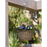 Outdoor Hanging Basket (Pre-Order: Available from 6th March 2018)