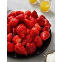 Fresh Strawberries & Cream (Serves 8)