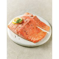 Scottish Lochmuir Salmon Fillet Joint - Last collection date 22ndApril (Serves 4) at Marks and Spencer Online