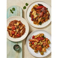 Balanced For You Meal Selection (Serves 3) at Marks and Spencer Online