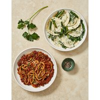 Veggie Pasta Selection at Marks and Spencer Online