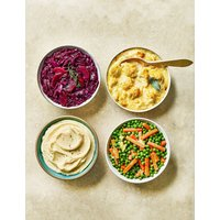 Vegetable Accompaniments - Last collection date 22ndApril (Serves 8) at Marks and Spencer Online