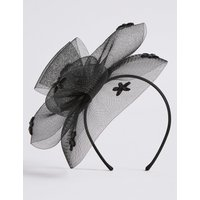 M&S Collection Flower Gem Fascinator