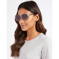 M&S Collection Rim Insert Square Sunglasses