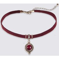 M S Collection Mongolia Choker Necklace