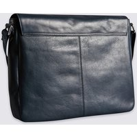 MandS Collection Leather Dispatch Messenger Bag