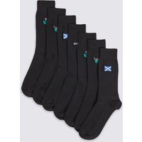 M&S Collection 7 Pairs of Cool & Freshfeet Socks