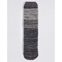 M&S Collection Textured Slipper Socks