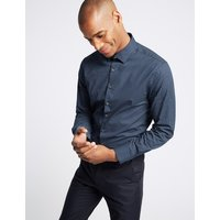 Limited Edition Pure Cotton Modern Slim Fit Shirt