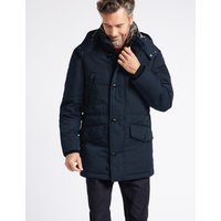 Blue Harbour Down & Feather Parka with Stormwear