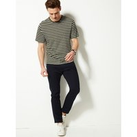 M&S Collection Slim Fit Stretch 5 Pocket Jeans