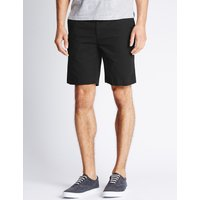 M&S Collection Pure Cotton Chino Shorts