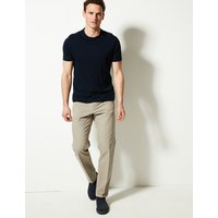 M&S Collection Pure Cotton Chinos