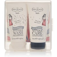 Percy & Reed Wonder Wash Shampoo & Wonder Care Conditioner Duo