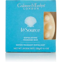 Crabtree and Evelyn La Source Exfoliation Massage Bar 125g