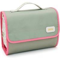 Victoria Green Emma Sage Plain Hanging Beauty Bag
