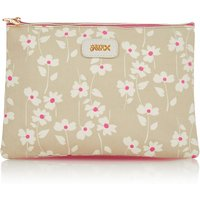 Victoria Green Amy Sage Floral 3 in 1 Makeup Wallet
