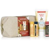 Burts Bees Bag of Treats - Christmas Gift Set
