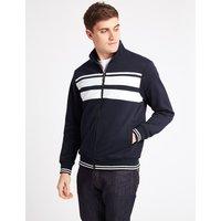 Limited Edition Cotton Blend Zip Through Jacket