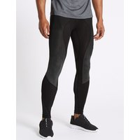 M&S Collection Active Quick Dry Printed Leggings