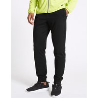 M&S Collection Active Quick Dry Cuffed Joggers