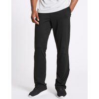 M&S Collection Active Quick Dry Zip Leg Joggers