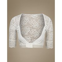 M&S Collection Light Control Floral Lace Armwear
