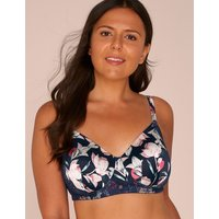 Rosie for Autograph Post Surgery Lace Padded Bra A-DD with Silk