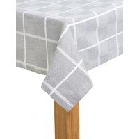 Multi Weave Check Tablecloth