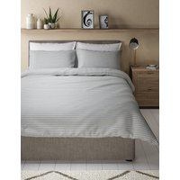 Striped Jersey Bedding Set