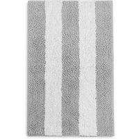 Wide Striped Bath & Pedestal Mats