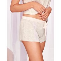 Rosie for Autograph Textured Lace Trim Pyjama Shorts