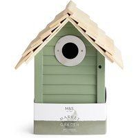 Green Birdhouse