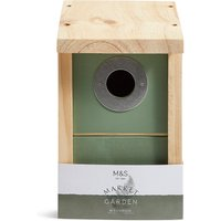 Green Multi Bird House & Feeder