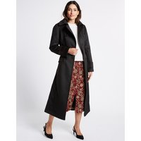 Per Una Patch Pocket Trench Coat with Belt