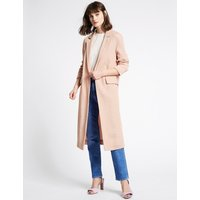 Limited Edition Plisse Duster Coat