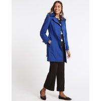 The Everywear Mac Trench Coat with Stormwear