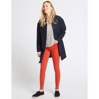 M&S Collection Mid Rise Skinny Leg Jeans