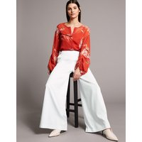 Autograph Wide Leg Trousers