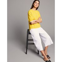 Autograph Cropped Wide Leg Trousers